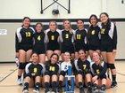 Ben Holt College Prep Academy Bobcats Girls Varsity Volleyball Fall 18-19 team photo.