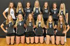 Almira-Coulee-Hartline Warriors Girls Varsity Volleyball Fall 18-19 team photo.