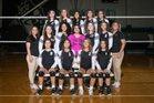 Onate Knights Girls Varsity Volleyball Fall 18-19 team photo.