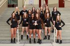 Eastlake Wolves Girls Varsity Volleyball Fall 18-19 team photo.