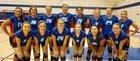 Ellinwood Eagles Girls Varsity Volleyball Fall 18-19 team photo.