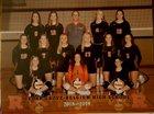 Cedar Grove-Belgium Rockets Girls Varsity Volleyball Fall 18-19 team photo.