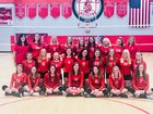 Fort Cherry Rangers Girls Varsity Volleyball Fall 18-19 team photo.