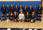 Alamo Navajo Cougars Girls Varsity Volleyball Fall 18-19 team photo.