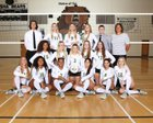 Basha Bears Girls Varsity Volleyball Fall 18-19 team photo.