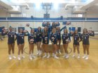 Bartlett Yancey Buccaneers Girls Varsity Volleyball Fall 18-19 team photo.