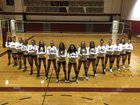 East Hampton  Girls Varsity Volleyball Fall 18-19 team photo.