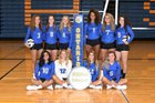 Ontario Warriors Girls Varsity Volleyball Fall 18-19 team photo.