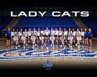 Conway Wampus Cats Girls Varsity Volleyball Fall 18-19 team photo.