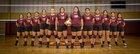 Rehoboth Christian Lynx Girls Varsity Volleyball Fall 18-19 team photo.