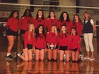 Binghamton Patriots Girls Varsity Volleyball Fall 18-19 team photo.