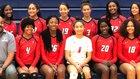 Peekskill Red Devils Girls Varsity Volleyball Fall 18-19 team photo.