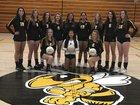 Novato Hornets Girls Varsity Volleyball Fall 18-19 team photo.