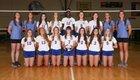 Bolles Bulldogs Girls Varsity Volleyball Fall 18-19 team photo.