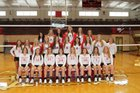 Tell City Marksmen Girls Varsity Volleyball Fall 18-19 team photo.