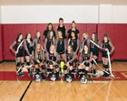 Beekmantown Eagles Girls Varsity Volleyball Fall 18-19 team photo.
