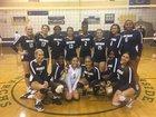 Northside - Jacksonville Monarchs Girls Varsity Volleyball Fall 18-19 team photo.