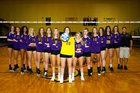 Corinth Holders Pirates Girls Varsity Volleyball Fall 18-19 team photo.