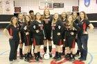 Ballard Christian Eagle Girls Varsity Volleyball Fall 18-19 team photo.