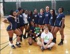 Arabia Mountain  Girls Varsity Volleyball Fall 18-19 team photo.