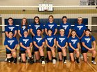 Mount Union Trojans Girls Varsity Volleyball Fall 18-19 team photo.
