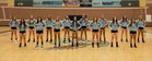 Salem Hills Skyhawks Girls Varsity Volleyball Fall 18-19 team photo.