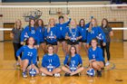 Marionville Comets Girls Varsity Volleyball Fall 18-19 team photo.