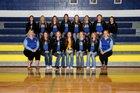Colfax Bulldogs Girls Varsity Volleyball Fall 18-19 team photo.