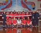 Franklin Pierce Cardinals Girls Varsity Volleyball Fall 18-19 team photo.