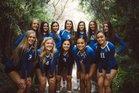 Reno Huskies Girls Varsity Volleyball Fall 18-19 team photo.