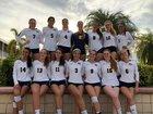 Boca Raton Bobcats Girls Varsity Volleyball Fall 18-19 team photo.