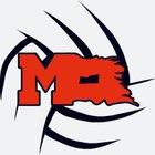 Marion Scarlet Hurricanes Girls Varsity Volleyball Fall 18-19 team photo.