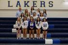 Cazenovia Lakers Girls Varsity Volleyball Fall 18-19 team photo.