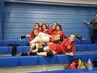 Mojave Mustangs Girls Varsity Volleyball Fall 18-19 team photo.