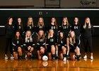 Klahowya Eagles Girls Varsity Volleyball Fall 18-19 team photo.