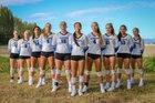 LaConner Braves Girls Varsity Volleyball Fall 18-19 team photo.
