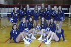 Sterling Heights Stevenson Titans Girls Varsity Volleyball Fall 18-19 team photo.