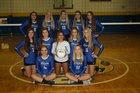 Sarasota Christian Blazers Girls Varsity Volleyball Fall 18-19 team photo.