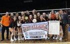 Lewis-Palmer Rangers Girls Varsity Volleyball Fall 18-19 team photo.