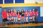 Pinellas Park Patriots Girls Varsity Volleyball Fall 18-19 team photo.