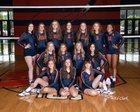 Rochester Rockets Girls Varsity Volleyball Fall 18-19 team photo.