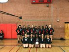 Cortez Colts Girls Varsity Volleyball Fall 18-19 team photo.