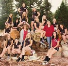 Big Valley Cardinals Girls Varsity Volleyball Fall 18-19 team photo.