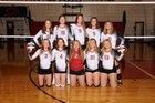 Lind-Ritzville/Sprague/Washtucna/Kahlotus  Girls Varsity Volleyball Fall 18-19 team photo.
