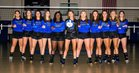 Vancleave Bulldogs Girls Varsity Volleyball Fall 18-19 team photo.