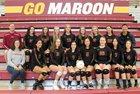 Lakeside Lions Girls Varsity Volleyball Fall 18-19 team photo.
