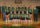 Richland Bombers Girls Varsity Volleyball Fall 18-19 team photo.