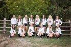 Juab Wasps Girls Varsity Volleyball Fall 18-19 team photo.