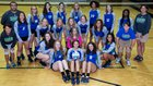Bishop Seabury Academy Seahawks  Girls Varsity Volleyball Fall 18-19 team photo.