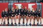 Winder-Barrow Bulldogs Girls Varsity Volleyball Fall 18-19 team photo.
